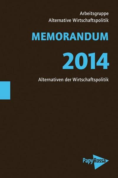 MEMORANDUM 2014