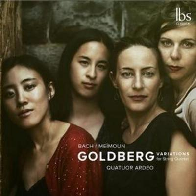 Goldberg-Variationen Für Streichquartett