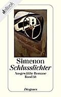 Schlußlichter - Georges Simenon