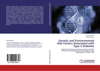 Genetic and Environmental Risk Factors Associated with Type 2 Diabetes