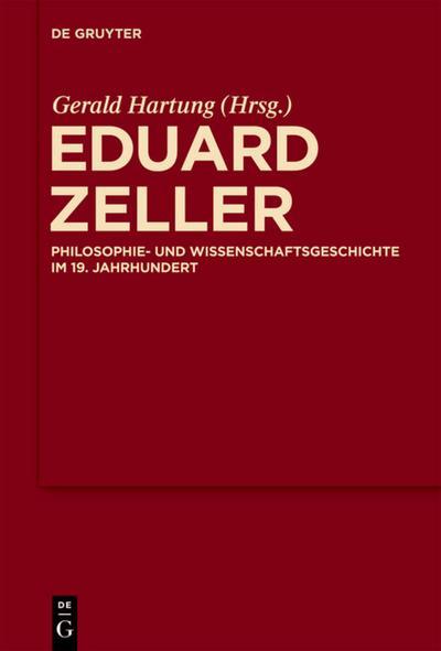 Eduard Zeller