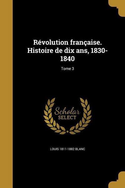 FRE-REVOLUTION FRANCAISE HISTO