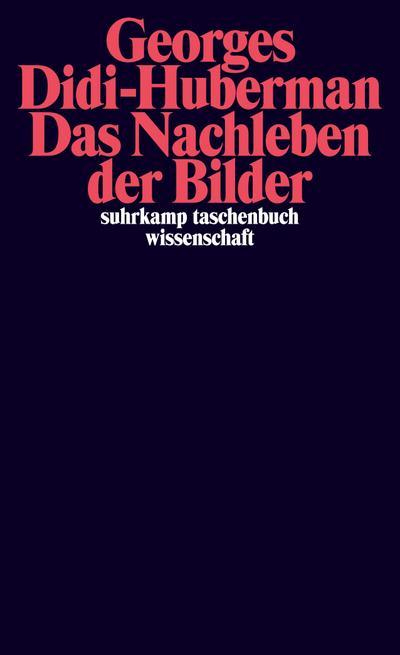 Das Nachleben der Bilder: Kunstgeschichte und Phantomzeit nach Aby Warburg (suhrkamp taschenbuch wissenschaft)
