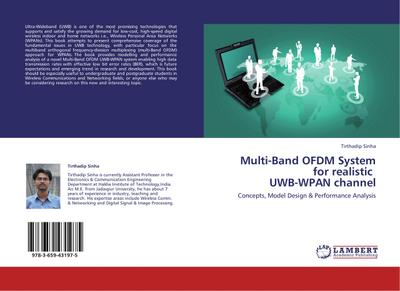 Multi-Band OFDM System for realistic UWB-WPAN channel