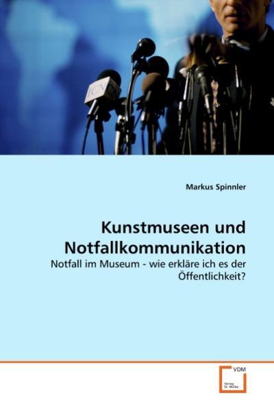 Kunstmuseen und Notfallkommunikation