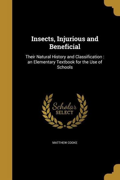 INSECTS INJURIOUS & BENEFICIAL