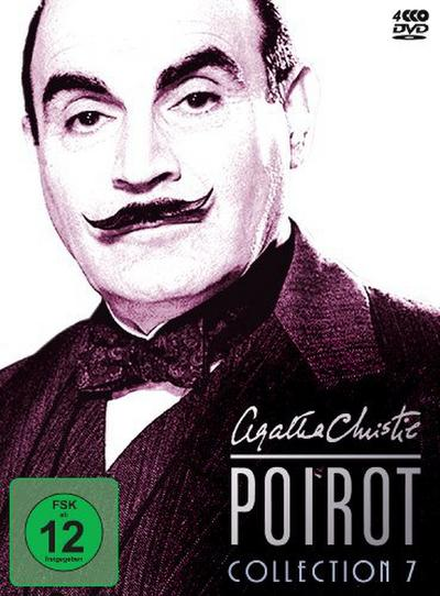 Poirot Collection 7