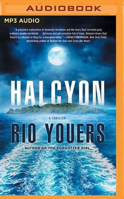 Halcyon: A Thriller