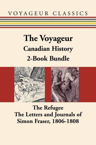 The Voyageur Canadian History 2-Book Bundle