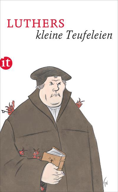 Luthers kleine Teufeleien (insel taschenbuch)