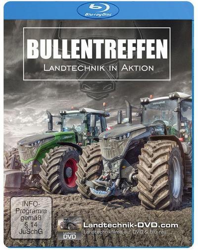 Bullentreffen - Landtechnik in Aktion. Vol.1, 1 Blu-ray