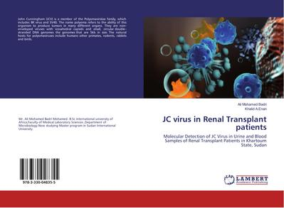 JC virus in Renal Transplant patients