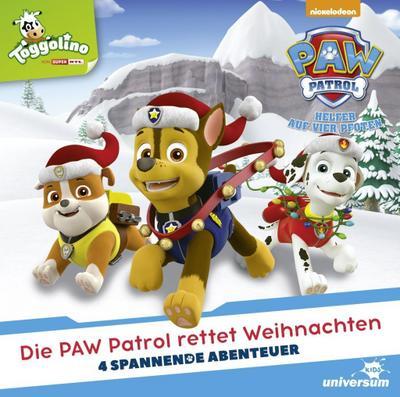 Die Paw Patrol rettet Weihnachten