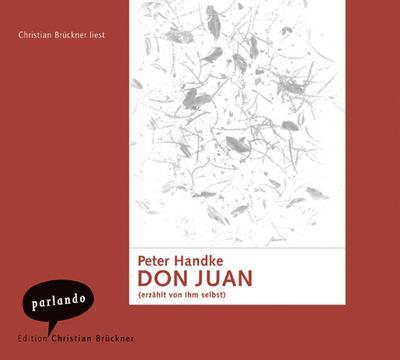Don Juan, 3 Audio-CDs