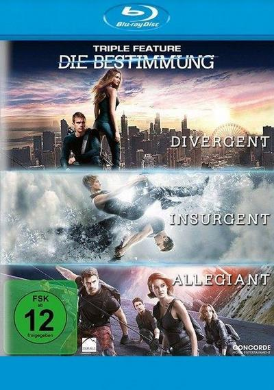 Die Bestimmung - Triple Feature