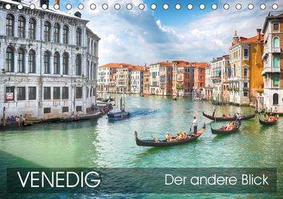 Venedig - Der andere Blick (Tischkalender 2019 DIN A5 quer)
