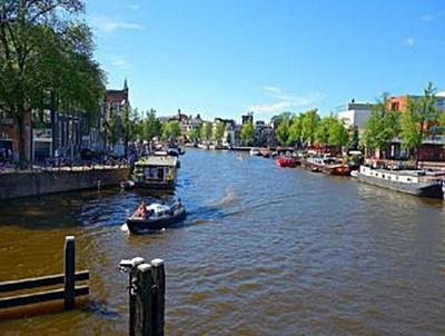Amsterdam - 1.000 Teile (Puzzle)