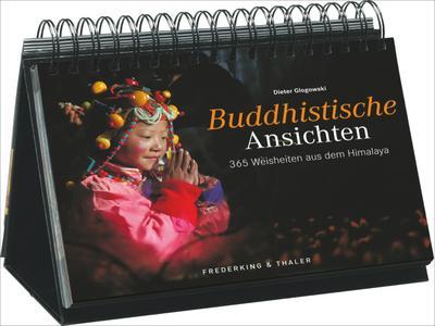 Tischaufsteller - Buddhistische Ansichten