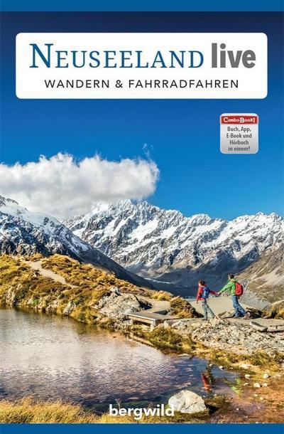 ComboBOOK 'Neuseeland live: Wandern & Fahrradfahren'