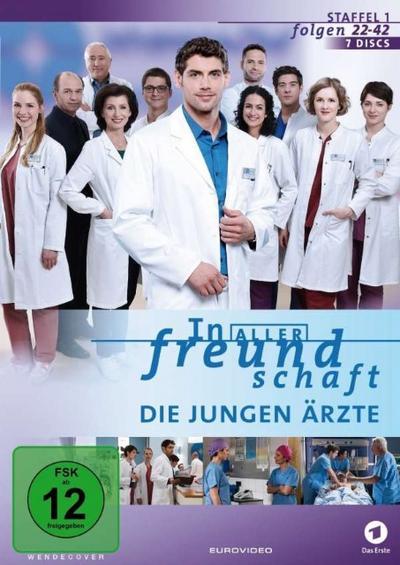 In aller Freundschaft - Die jungen Ärzte - In aller Freundschaft - Die jungen Ärzte Staffel 1, Folgen 22 - 42
