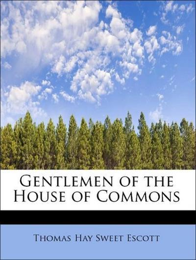 Gentlemen of the House of Commons