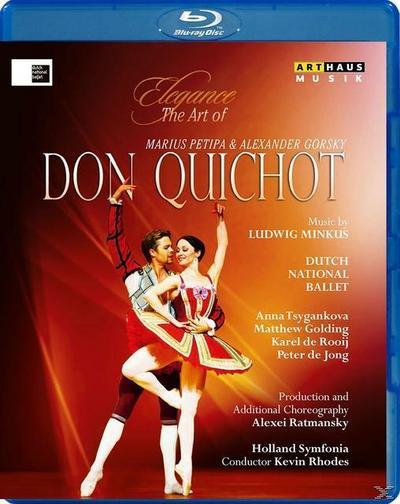 Elegance - The Art of Marius Petipa & Alexander Gorsky: Don Quichot
