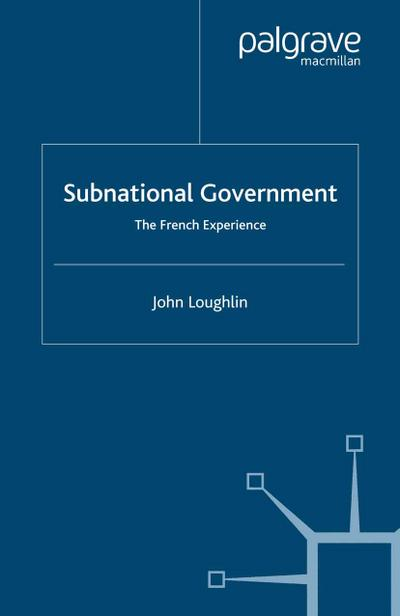 Subnational Government