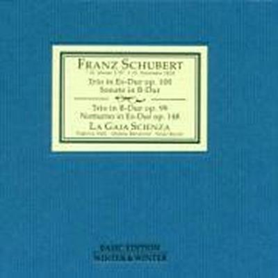 Klaviertrios 1-2/Nocturno/Son.