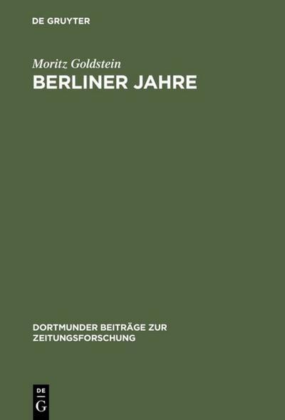 Berliner Jahre