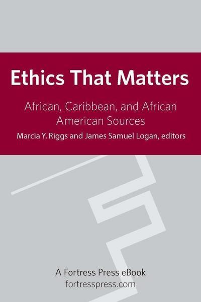 Ethics That Matter