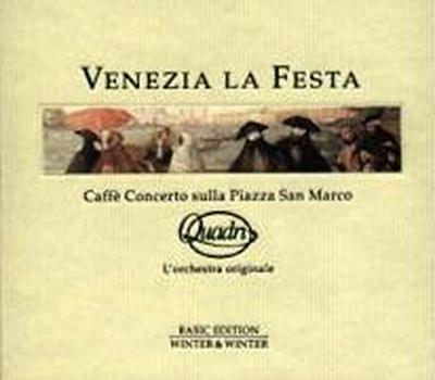 Venezia La Festa-Caffe Concerto Piazza San Marco