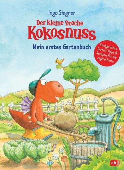 Der kleine Drache Kokosnuss - Mein erstes Gartenbuch