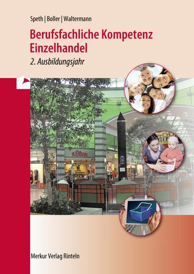 Berufsfachliche Kompetenz Einzelhandel. Baden-Württemberg - 2. Ausbildungsjahr