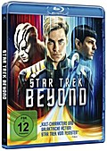 Star Trek Beyond, Blu-ray