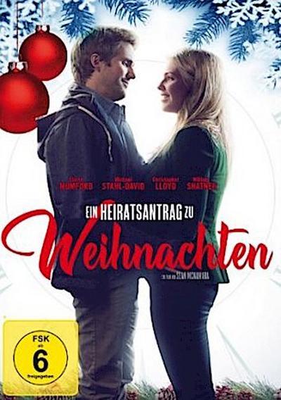 Ein Heiratsantrag zu Weihnachten, 1 DVD