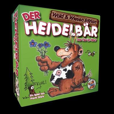 Der Heidelbär, Das Tier im Wort (Kartenspiel), Wald & Wiesen Edition