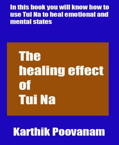 The healing effect of Tui Na