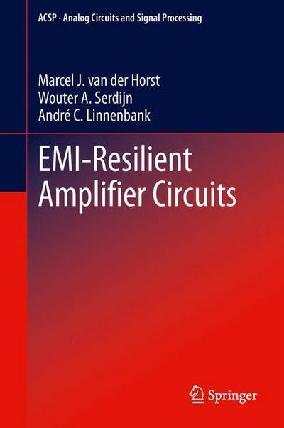 EMI-Resilient Amplifier Circuits