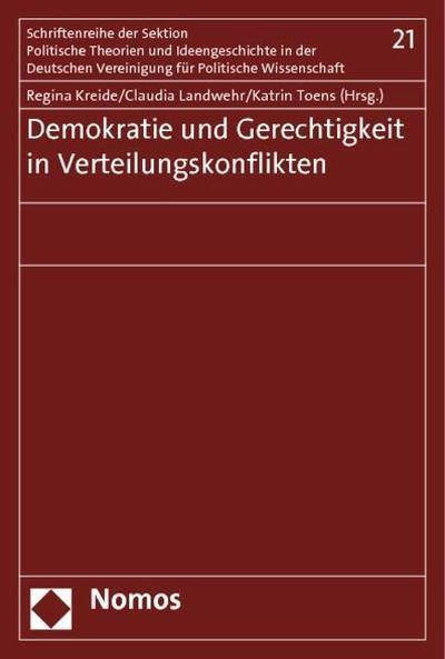 Demokratie und Gerechtigkeit in Verteilungskonflikten