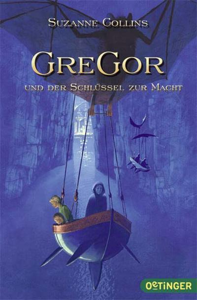 Gregor und der Schlüssel zur Macht