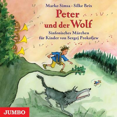Peter und der Wolf. CD