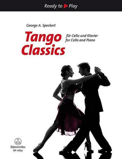 Tango Classics für Cello und Klavier