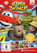 Super Wings 05. Elefantenbabybad