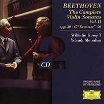 Beethoven: The Complete Violin Sonatas Vol.II