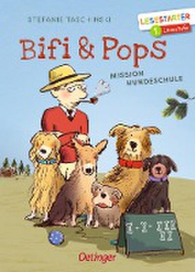 Bifi und Pops. Mission Hundeschule