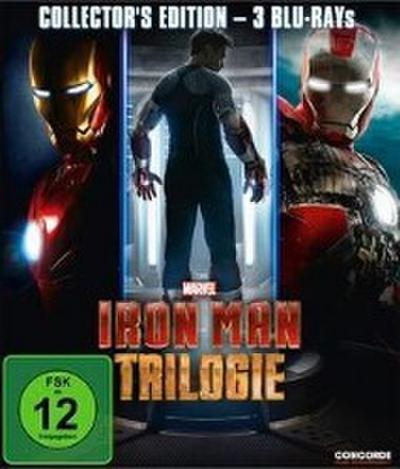 Iron Man Trilogie - Collector's Edition
