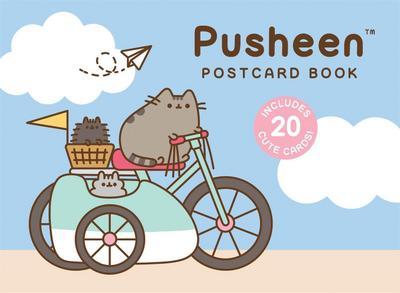 Pusheen Postcard Book: Includes 20 Cute Cards!