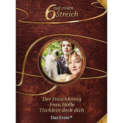 Märchenbox - Sechs auf einen Streich Volume 2 [3 DVDs]