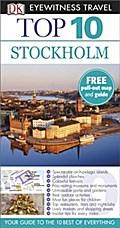 DK Eyewitness Top 10 Travel Guide: Stockholm