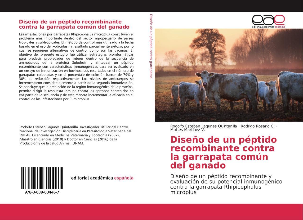 Diseño de un péptido recombinante contra la garrapata común del ganado Rodo ...